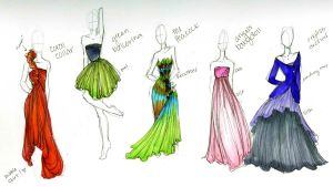 fashion designs I by waterlily78704