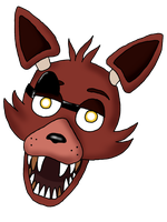 .:Fnaf:. Foxy by MorbidHorrors