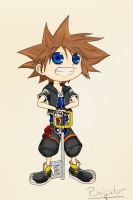 Sora by Pwnigator