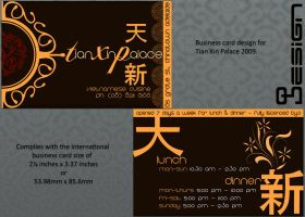 Restaurant Card JB JF vers. 2 by iamthewizard2