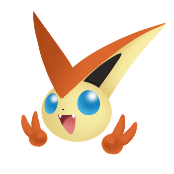 Daily Art - 354 - Victini Approval by SuperSiriusXIII