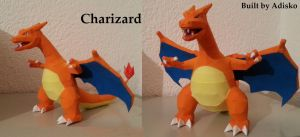 Charizard After Painting by Adisko