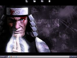 My Desktop - Third Hokage by renatoq