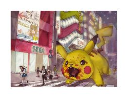 PIKARAGE!! by RohanElf