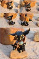 MiniKins Anubis - Multiview by Ilenora