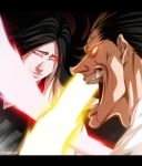 Bleach 523 - Zaraki vs Unohana by Tremblax