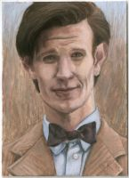 Doctor Bow Tie by superupaman