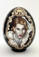 Interview with the Vampire Egg Lestat by ereszkigal