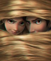 Tangled 3-D by MVRamsey