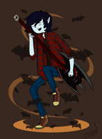 Marshall Lee by VulpisMajor
