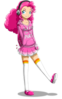 Pinkie Pie: Casual wear by ChiiBe