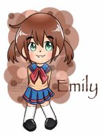 Emily by Mafrancy
