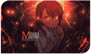 Misaka - Tag by DJG4M3R