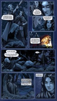 Prydain: the Graphic Novel, Chapter 9 Page 13 by saeriellyn