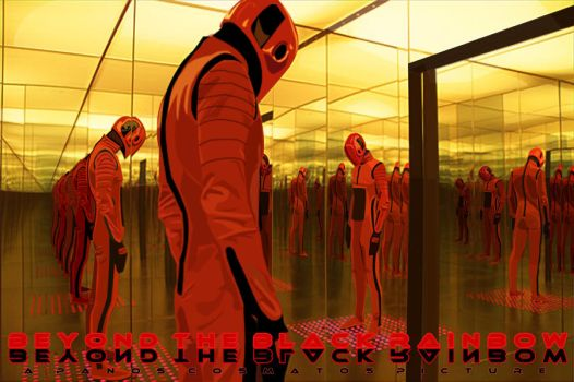 Sentionaut from Beyond the Black Rainbow by HazelEyedWolf