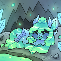 Slimerock cave by puqqie