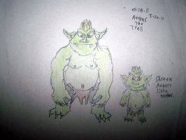 Ryan's sons Brothers Angus and Shreek by Vyel