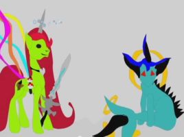 mix Pokemon In Mlp by daylover1313