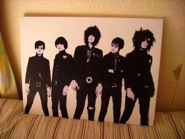 The Horrors by LostProperty