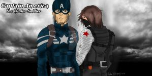 The Winter Soldier by LeonardNimoyLover