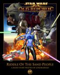 Riddle of the Sand People by lordhadrian