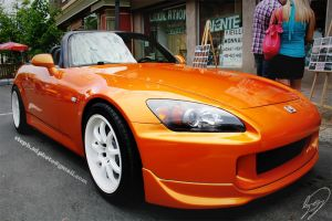 KEVQ S2000 by guitarmaker