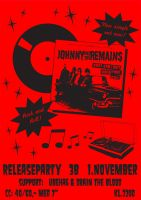 Johnny And The Remains poster by sedriss
