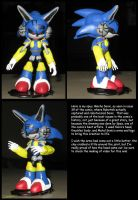 Mecha Sonic custom by Wakeangel2001