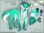 GreenWolfess Auction -CLOSED- by DJ88