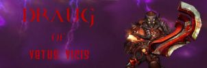 Draug Guild Character banner by Draug88