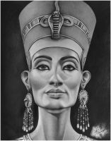 Nefertiti 2014 by Skaughtt