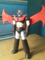 Papercraft Mazinger Z by MarcGo26
