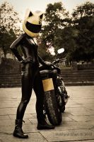 Celty II by Blasteh