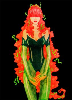 Poison Ivy by PoiPoi13