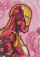 Iron Man by DavePLynch