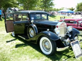 1933 Packard 1002 Club Sedan by RoadTripDog