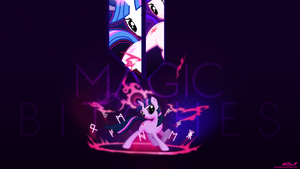 Magic, Bitches by derplight
