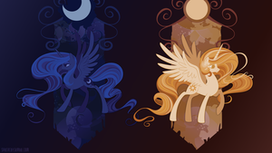 Tapestries by SambaNeko