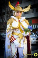 Valkyria Chronicles: Prince Maximilian by BaconFlavoredCosplay