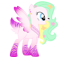Collab Deer Pony Auction :CLOSED: by Sky-draws-things