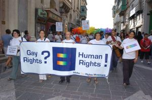 Gay Pride March in Valletta by farrig10