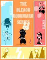 Bleach Bookmarks by Karijn