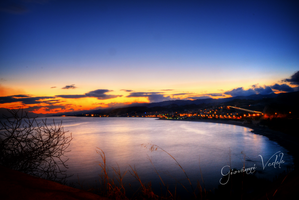 Sunset HDR by JohnnyVadala