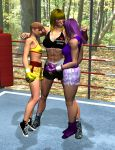 Boxing: The Next Generation by Seleneboxer