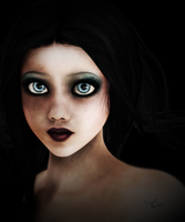Doll Eyes by NorellaAngelique