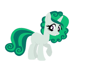 Curly Mane Pony Auction CLOSED by FinalSmashPony