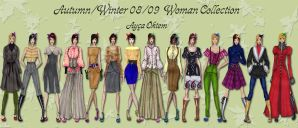 A-W 08-09 Woman Collection by AYCCC