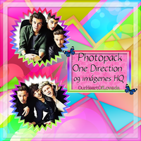 Photopack | One Direction | 6 | by OurHeartOfLove