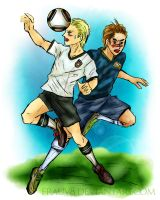 APH: WC2010- Germany Australia by FrauV8