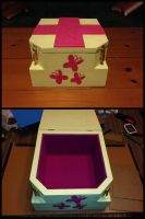 Fluttershy Fallout 3-ish First aid box by ObiSCC